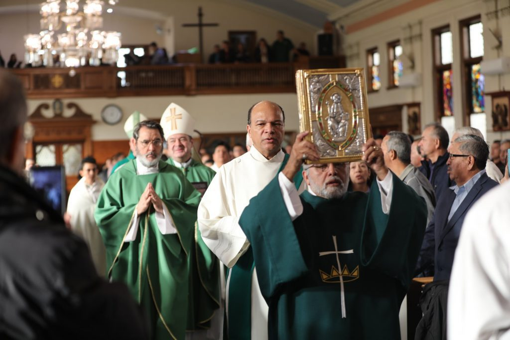 Procession for Mass