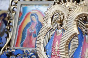 Grupo de La Virgen de Suyapa